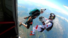 Прыжки с парашютом в солнечной Норвегии. SKYDIVE VOSS
