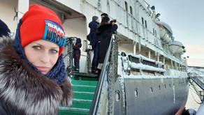 Мурманск - город серых домов и жестких кроватей, часть 1