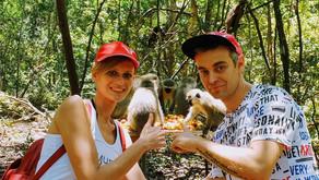 IRADIMA и невероятный парк обезьян в ЮАР