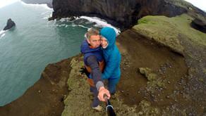 """IRADIMA - высадка """"космонавтов""""на планете Исландия"""