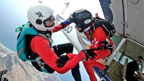 IRADIMA - Прыжки с парашютом над Индийским океаном в ЮАР