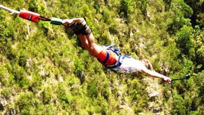 IRADIMA - прыжок с самого высокого моста для Bungy (DIMA)