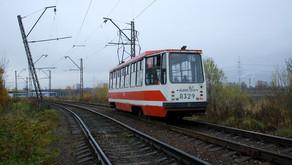 Cамые необычные трамвайные маршруты Петербурга