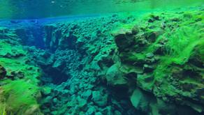 """Силфра - уникальная """"река"""" Исландии"""