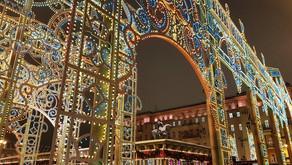 Новогодняя Москва великолепна