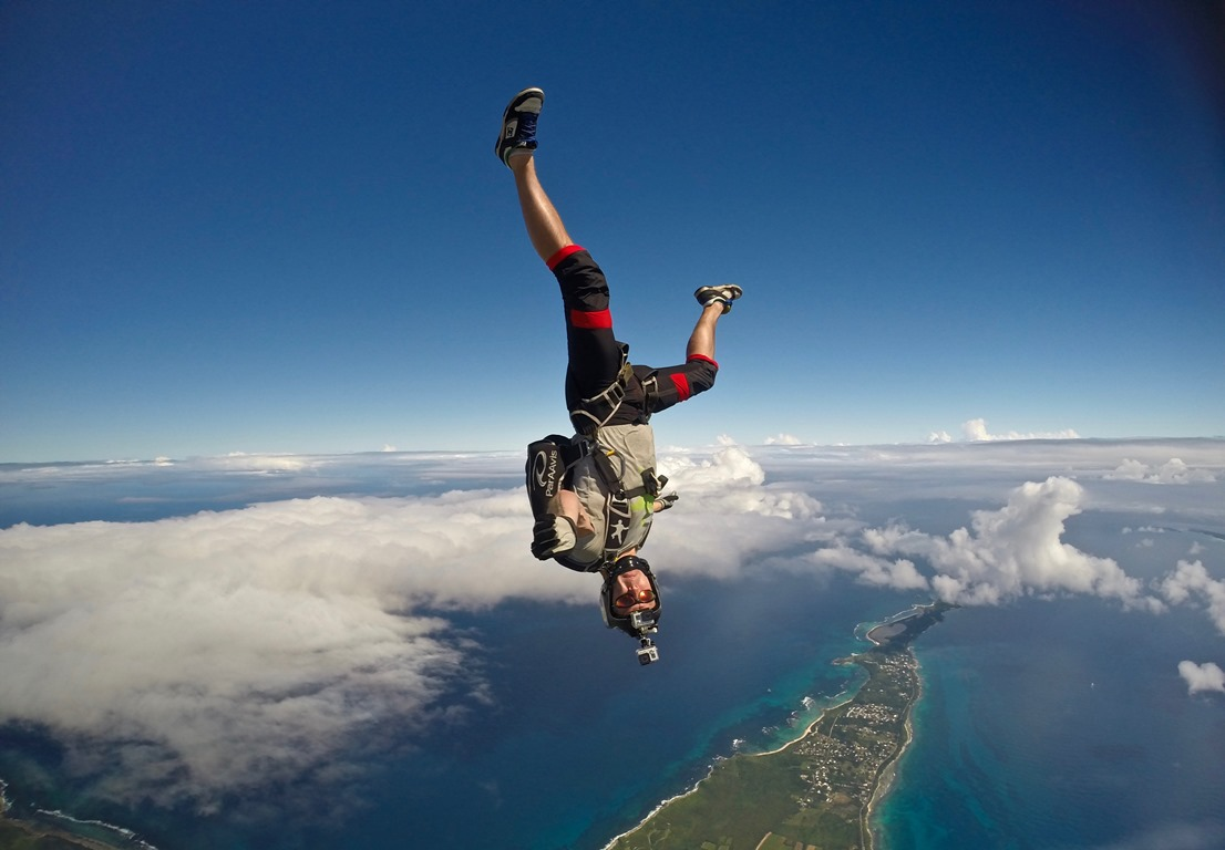 Guadeloupe skydive