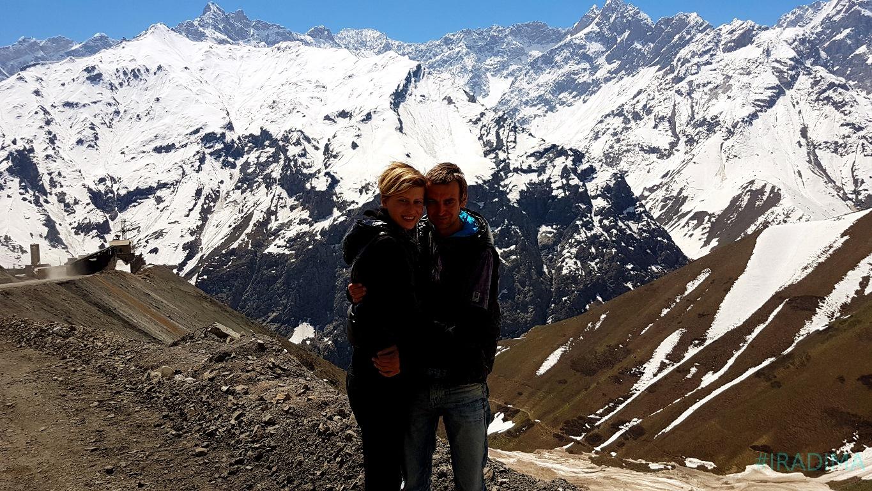 Таджикистан, в горах