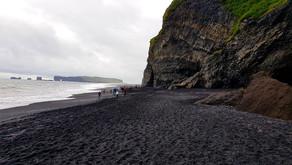 Базальтовые колонны Исландии