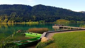 Weisensee (Вайсензии) - белое озеро Австрии
