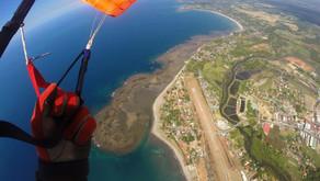 Реальные Филиппины, прыжки с парашютом и подводные гроты
