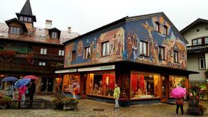 Обераммергау - неповторимый баварский городок