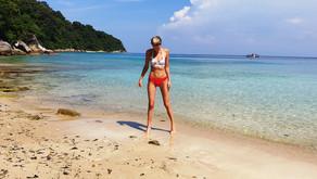 Пляж Дримланд на Бали, один из лучших пляжей острова
