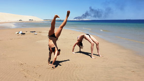 Как мы дурачились на пляжах Катара