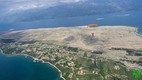 Огненный прыжки в Хорватии