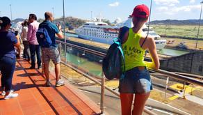 Как работает Панамский канал
