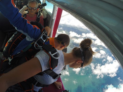 Skydive Martinique