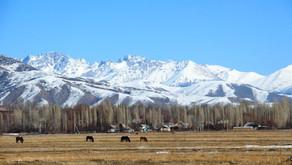 Киргизия - страна высоких гор