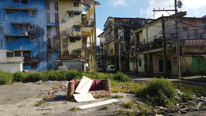 Город Колон - панамский ад