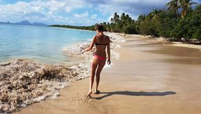 Лучшие пляжи Мартиники по версии #IRADIMA