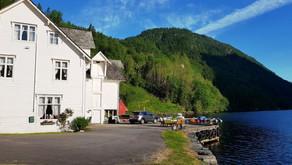 Fyksesund, Норвегия. Очень красивое место.