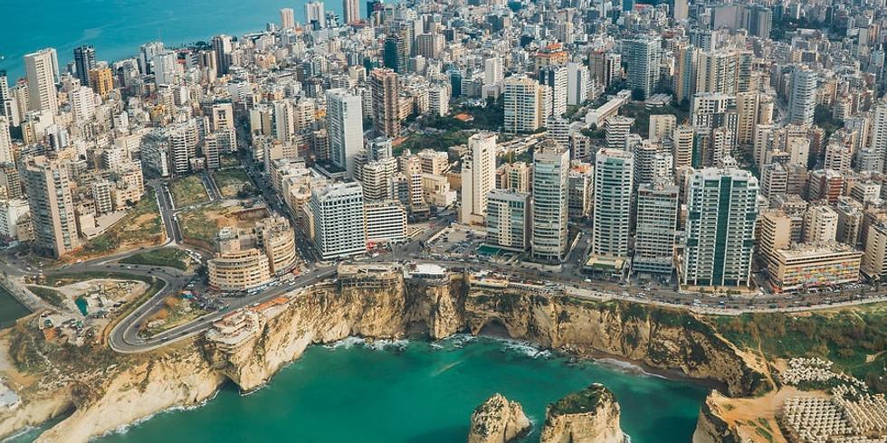 Ливан на ноябрьские праздники. 380$+авиаперелет