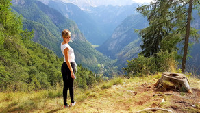 Парк Triglav в Словении, место Must See