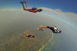 Кения прыжки с парашютом
