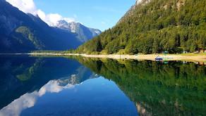 Предил - красивое озеро Италии