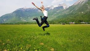 Альпы - Словения