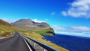 Фарерские острова - удивительный мир овец и сочной зелени