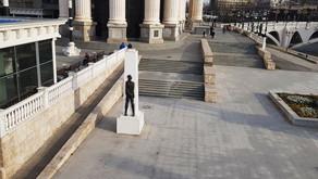 Македония, часть 2: безумные памятники и спальные районы
