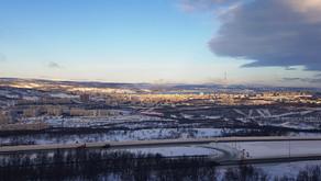 Мурманск - город серых домов и жестких кроватей, часть 2