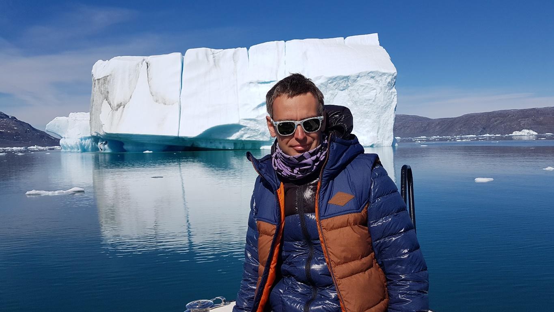 Айсберги Гренландии