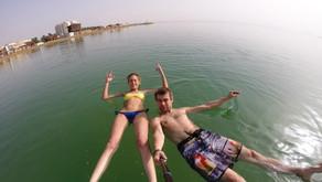 Мертвое море в Израиле: ожидание и реальность