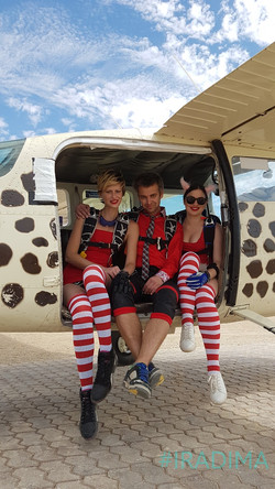Skydive swakopmund