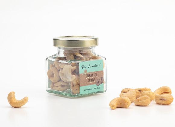Crunchy Kelp Cashews (Small, 1.8 oz)