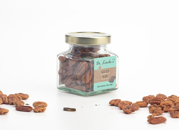 Wild Kelp Pecans (Small, 1.6 oz)