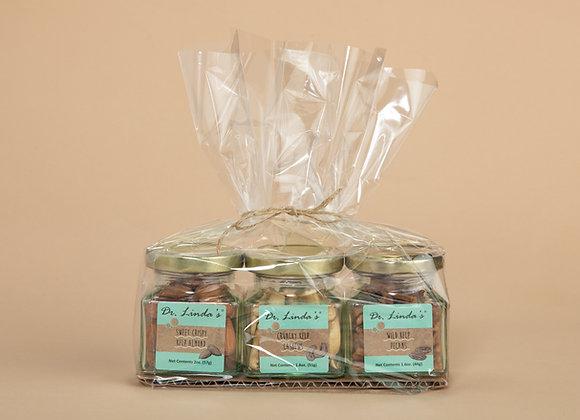 Nut Sampler Gift Pack