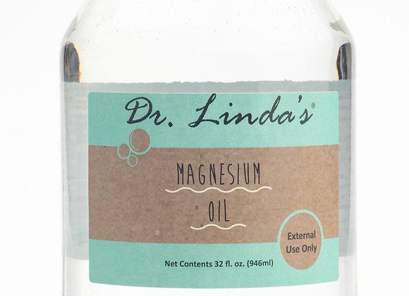 Magnesium Oil Large (32 fl oz)