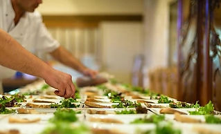 A dynamic young french chef providing excellent fare for weddings throughout the Dordogne.