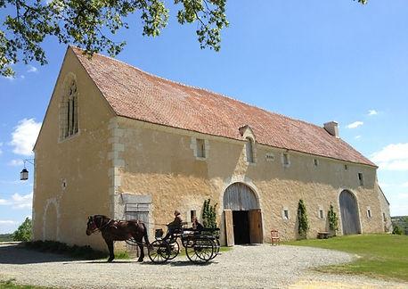 Elegant chateau in Normandy