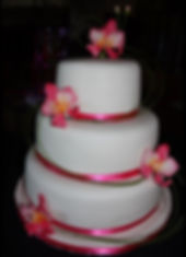 Specialist in wedding and celebration cakes in the Midi Pyrénées – delivering to Toulouse, Montauban, Cahors....