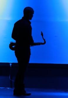 Saxophone Jazz Band