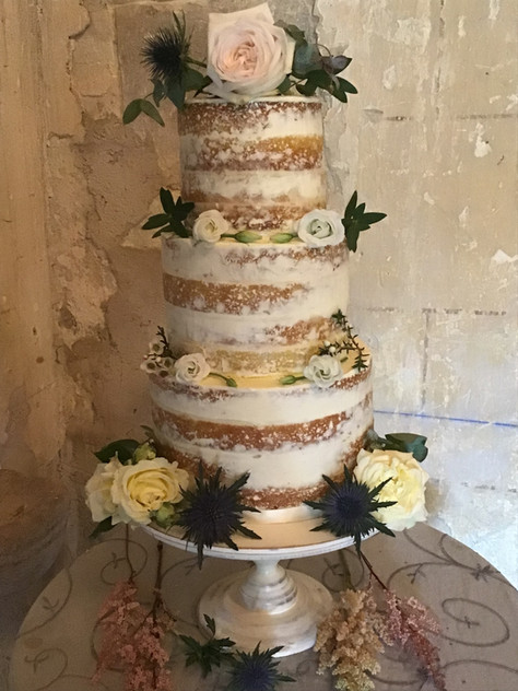 Occitanie wedding cakes