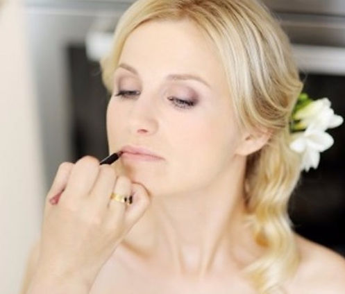 Bridal hair & Make-up in SW France
