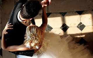 First Dance - chateau wedding in the Dordogne