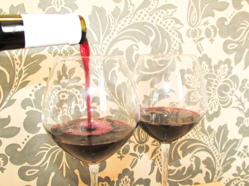 Red wine tasting Bergerac