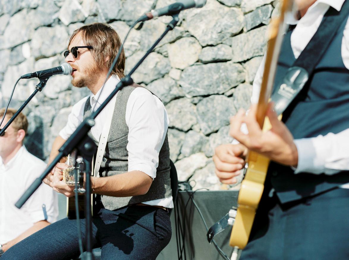 Eyeglass Wedding Band