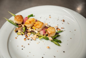 Charente Events Catering - scallops.jp