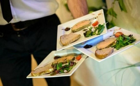 Delisious Dordogne Wedding caterers